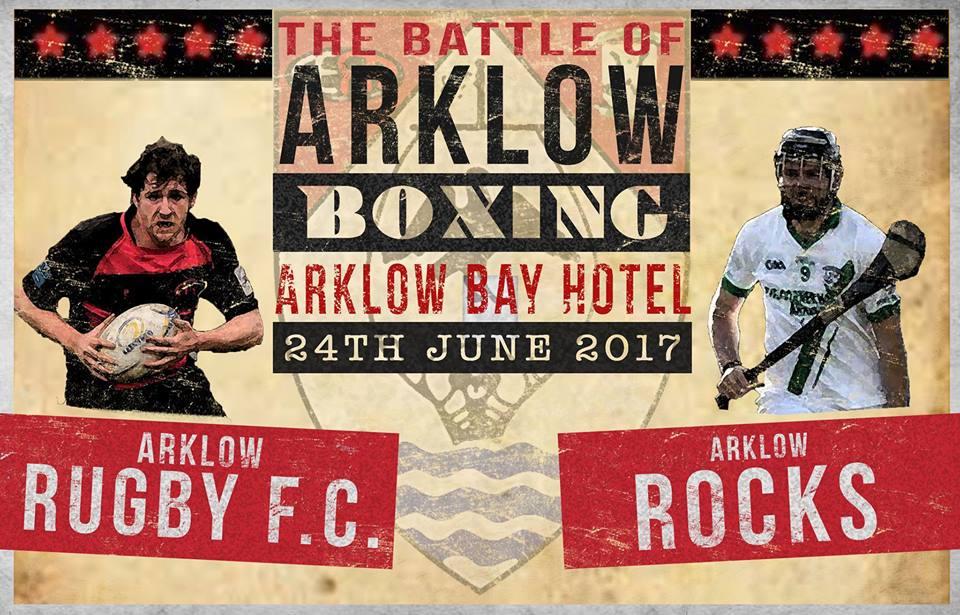 Arklow Rock Parnells GAA